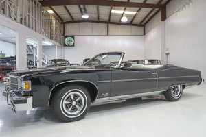 Picture of 1975 Pontiac Grand Ville Brougham Convertible SOLD