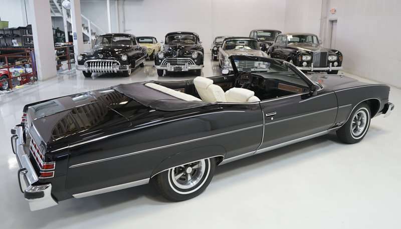 1975 Pontiac Grand Ville Brougham Convertible For Sale (picture 2 of 6)