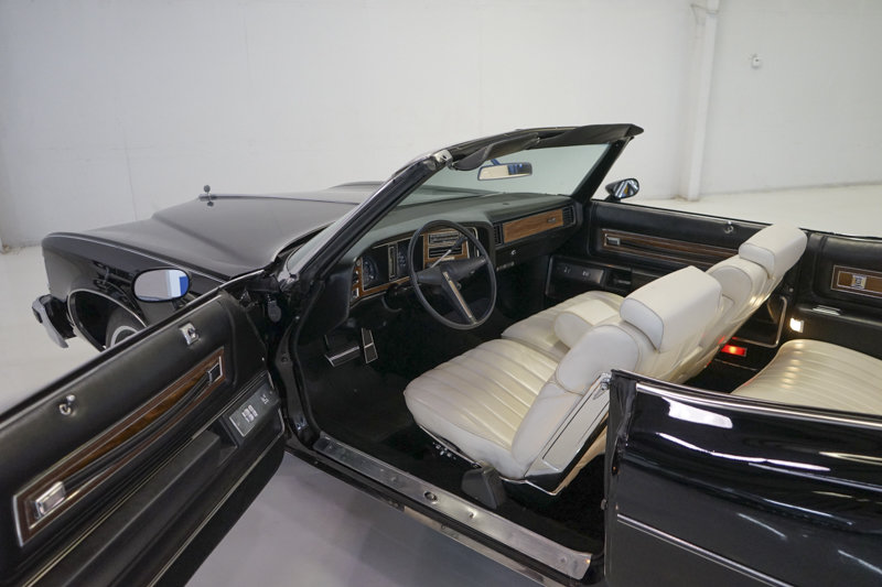 1975 Pontiac Grand Ville Brougham Convertible For Sale (picture 3 of 6)
