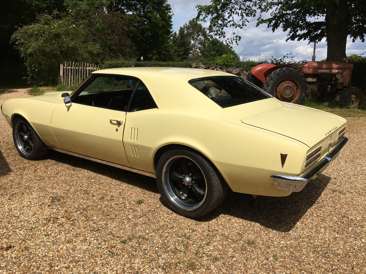 1968 Pontiac Firebird  For Sale (picture 1 of 6)