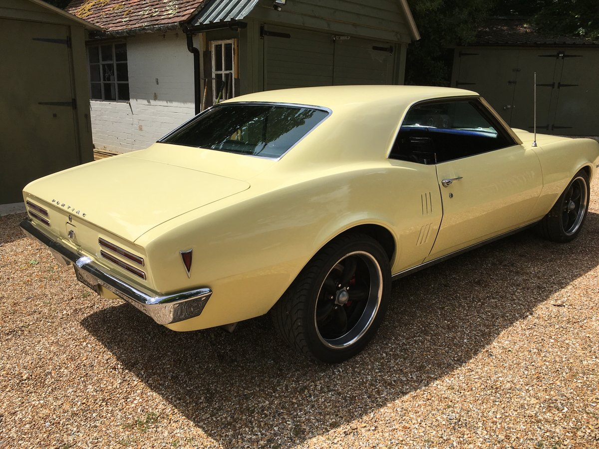 1968 Pontiac Firebird  For Sale (picture 2 of 6)