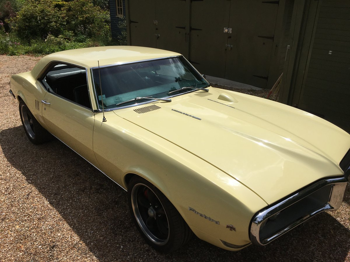 1968 Pontiac Firebird  For Sale (picture 4 of 6)