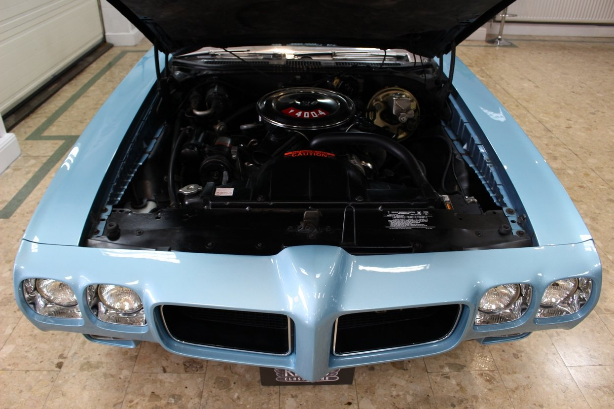 1970 Pontiac GTO 6.6 400 V8 Auto | Numbers Matching GTO For Sale (picture 6 of 10)