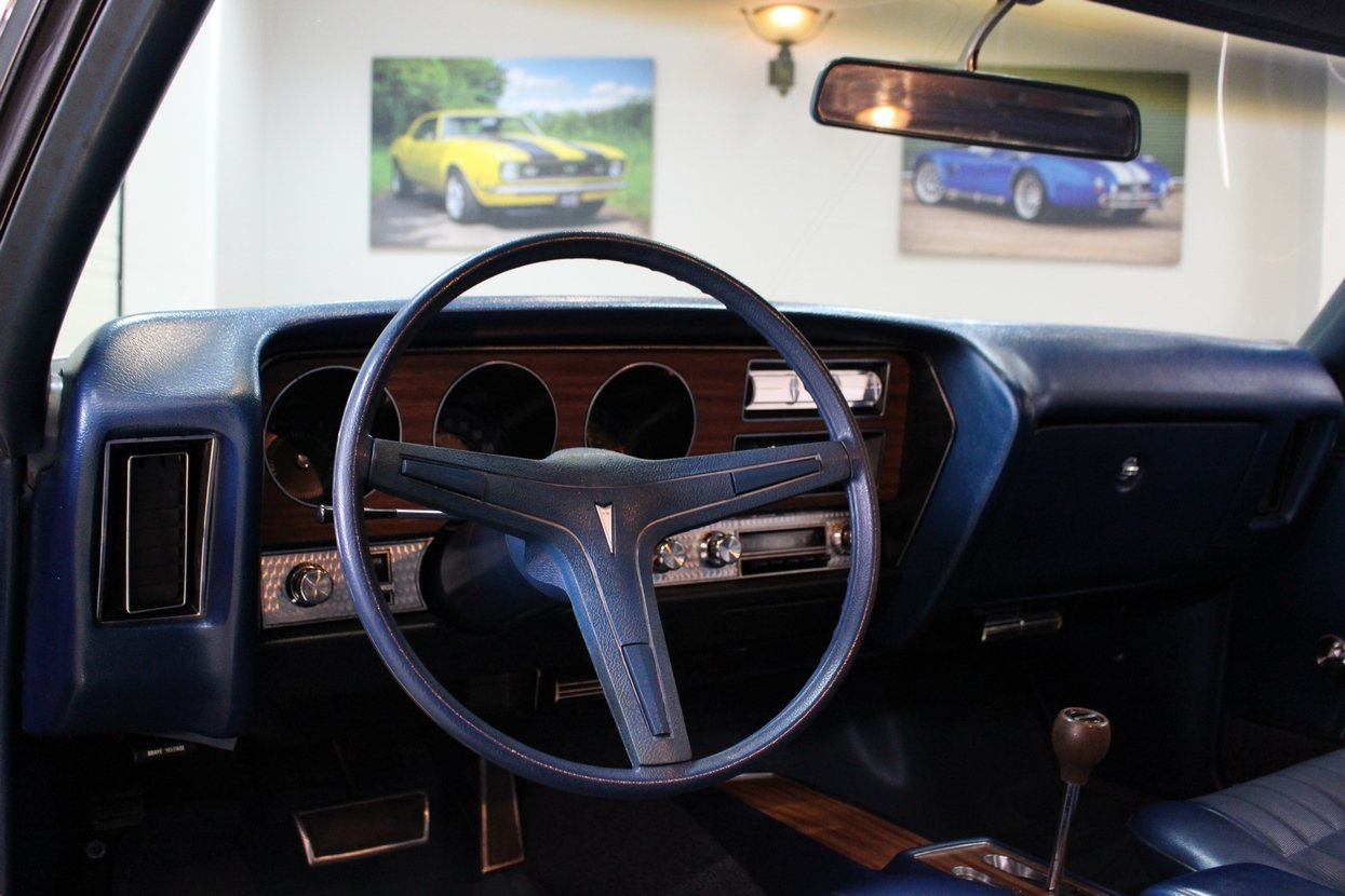 1970 Pontiac GTO 6.6 400 V8 Auto | Numbers Matching GTO For Sale (picture 9 of 10)