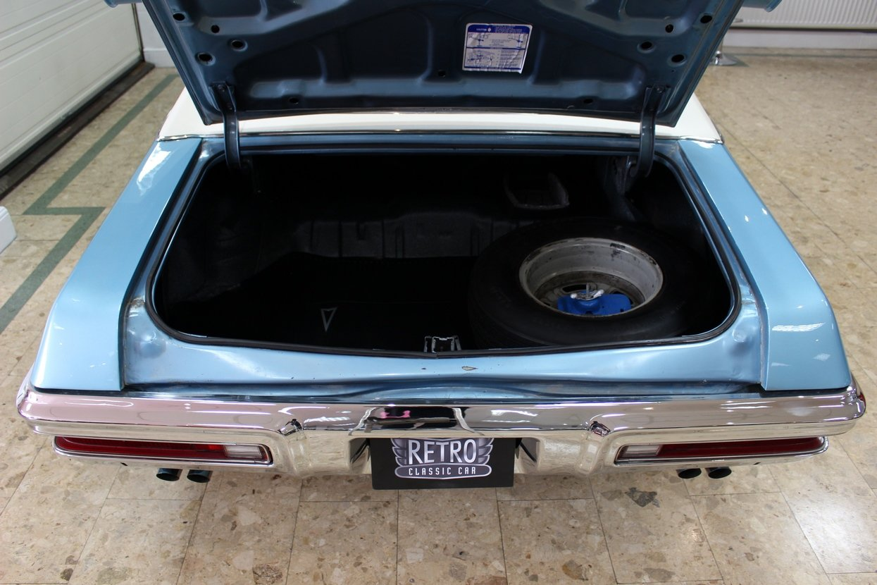 1970 Pontiac GTO 6.6 400 V8 Auto | Numbers Matching GTO For Sale (picture 10 of 10)