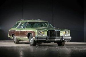 1973 Pontiac Grand Safari 455ci - No reserve For Sale by Auction