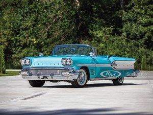 1958 Pontiac Parisienne Convertible