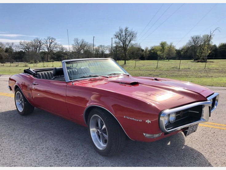 1968 67-68 Pontiac firebird. Wanted (picture 1 of 1)