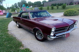 Picture of 1965 Pontiac GTO Convertible