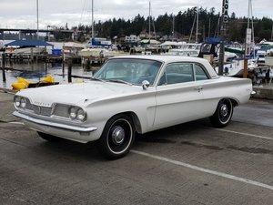 1962  Pontiac Tempest Lemans Sport Coupe