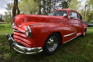 Picture of 1948 Pontiac Torpedo Deluxe Silver Streak Custom Hot Rod SOLD by Auction
