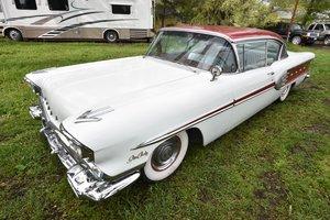 1958  Pontiac Star Chief Coupe