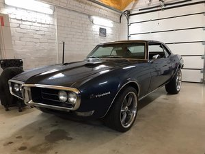 1968 Pontiac Firebird for sale For Sale (picture 1 of 5)