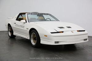 1989 Pontiac Trans Am Turbo 20th Anniversary