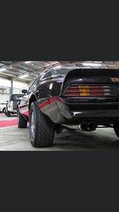 1978 Pontiac restoretion trans am