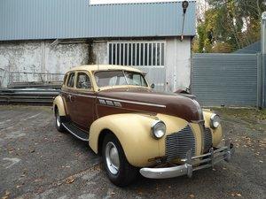 1940 Pontiac De Luxe