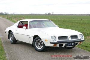 1973 Pontiac Firebird Esprit Very nice and original car
