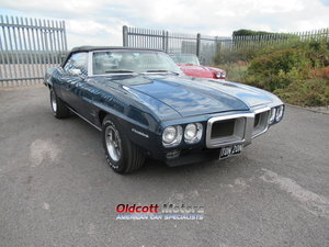 1967 PONTIAC FIREBIRD CONVERTIBLE 350 4 SPEED MANUAL