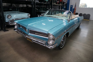 Picture of Orig CA 1963 Pontiac Bonneville 400 V8 Convertible
