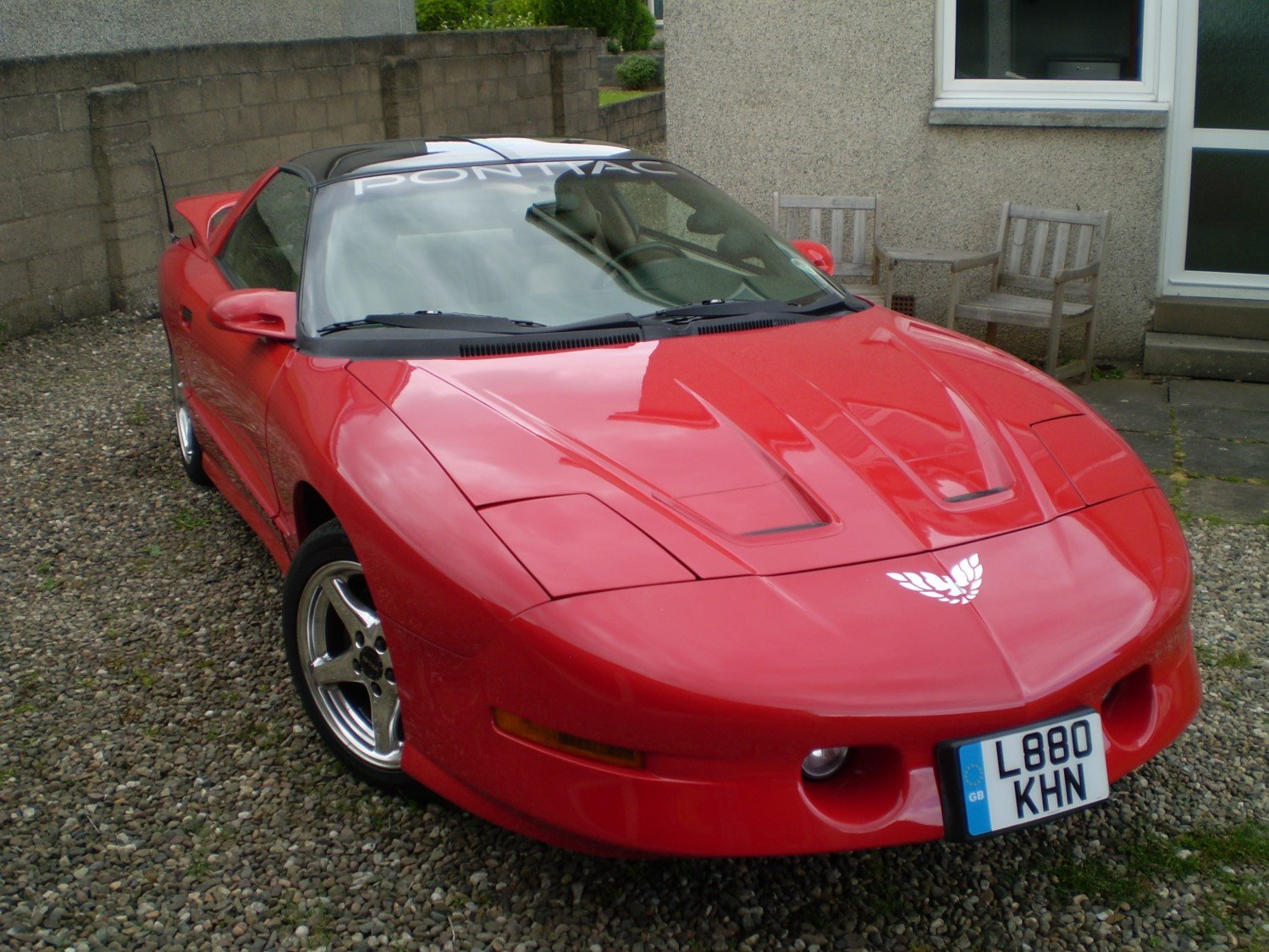 1994 Pontiac Firebird Trans Am For Sale (picture 1 of 6)