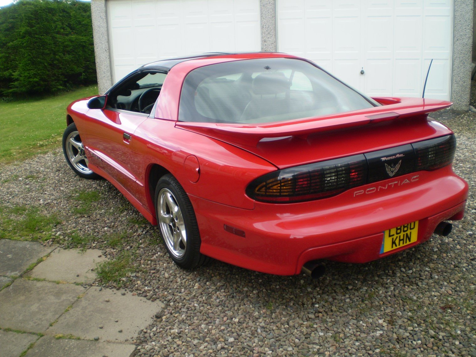 1994 Pontiac Firebird Trans Am For Sale (picture 3 of 6)