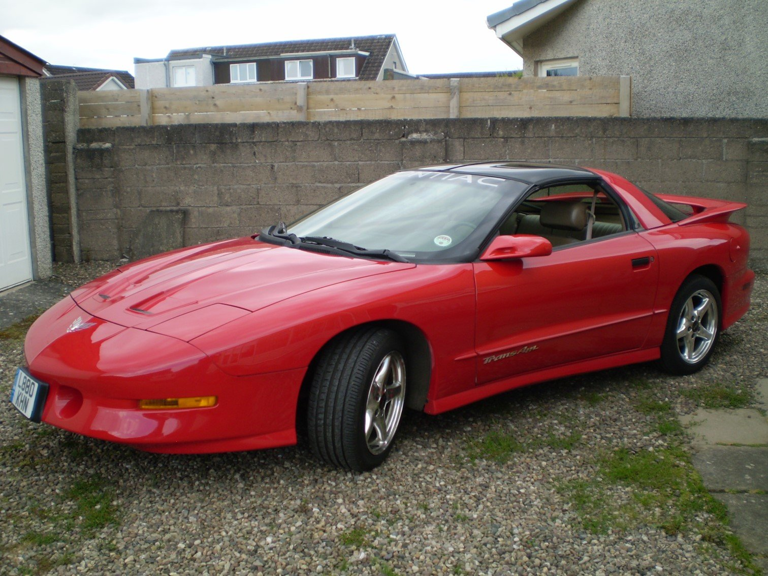 1994 Pontiac Firebird Trans Am For Sale (picture 4 of 6)
