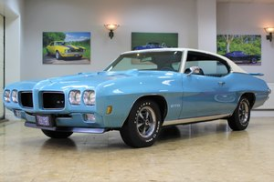 Picture of 1970  Pontiac GTO 400 V8 Auto-Numbers Matching | Exceptional