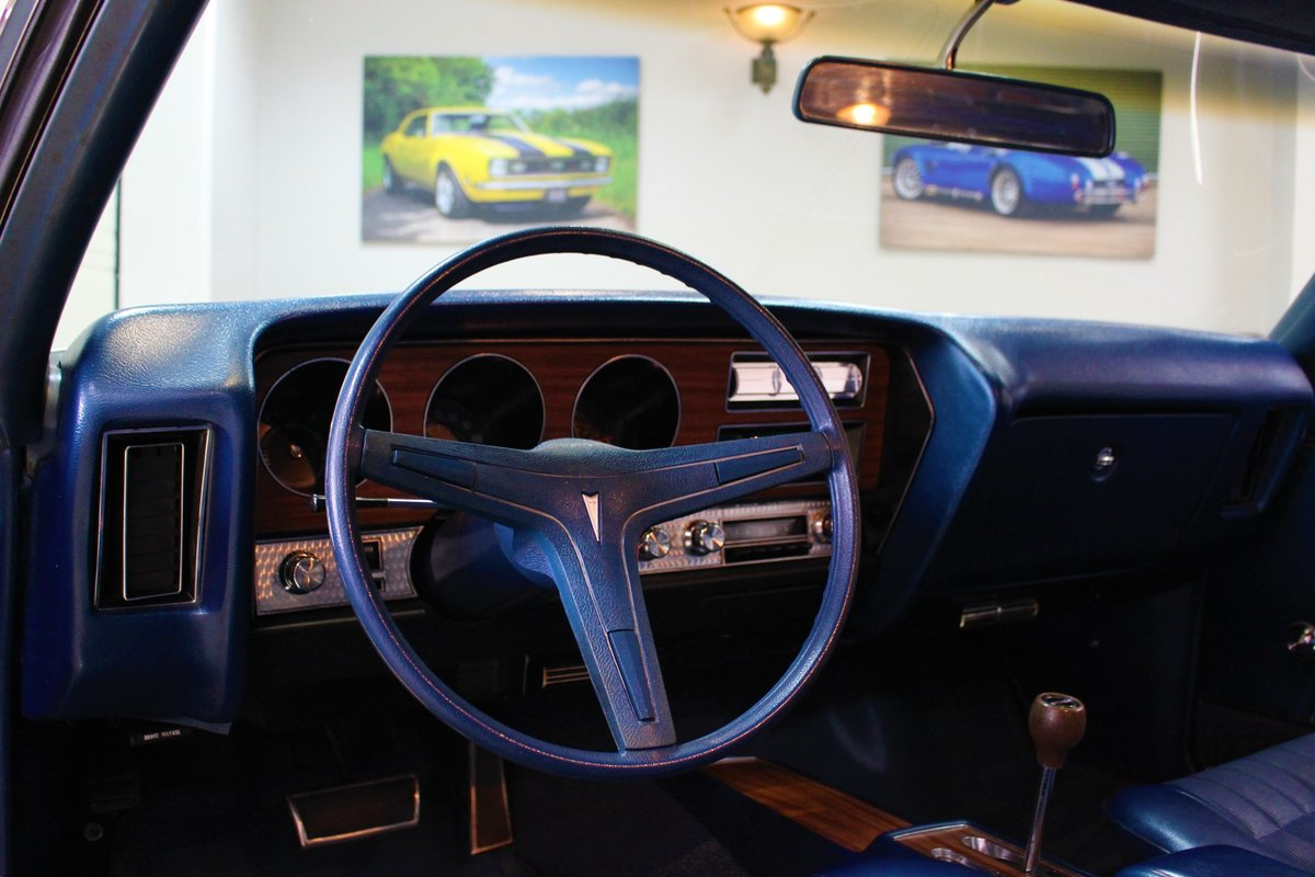 1970 Pontiac GTO 400 V8 Auto-Numbers Matching   Exceptional SOLD (picture 9 of 25)
