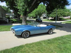 Picture of 1967 Pontiac Firebird Convertible For Sale