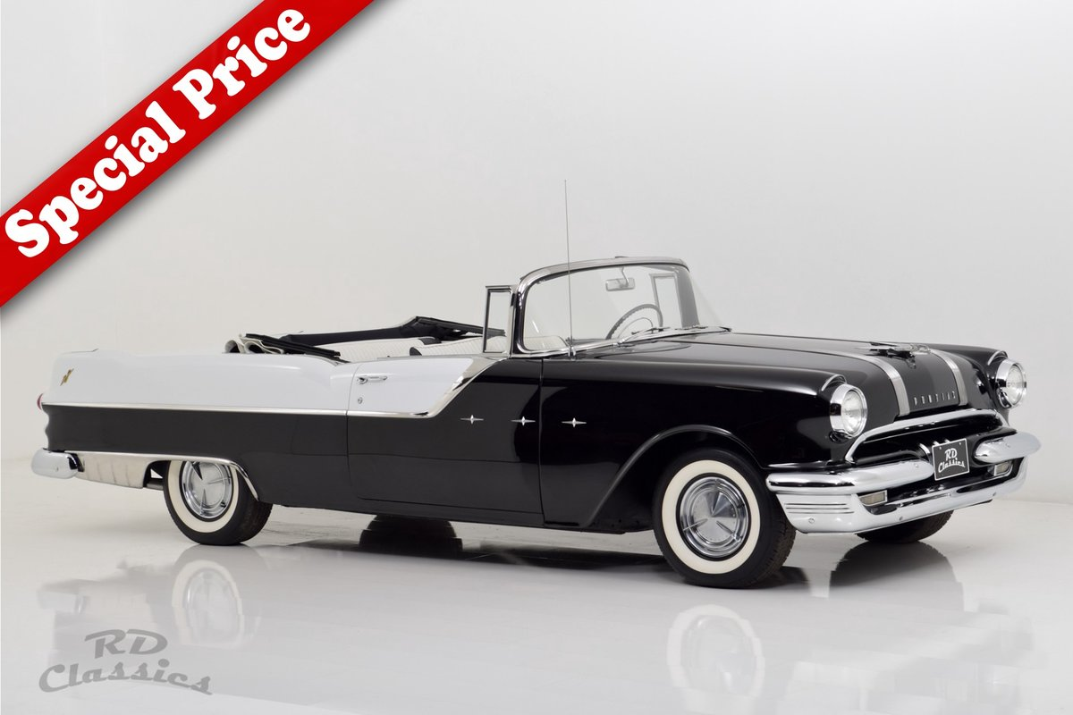 1955 Pontiac Star Chief For Sale (picture 1 of 12)