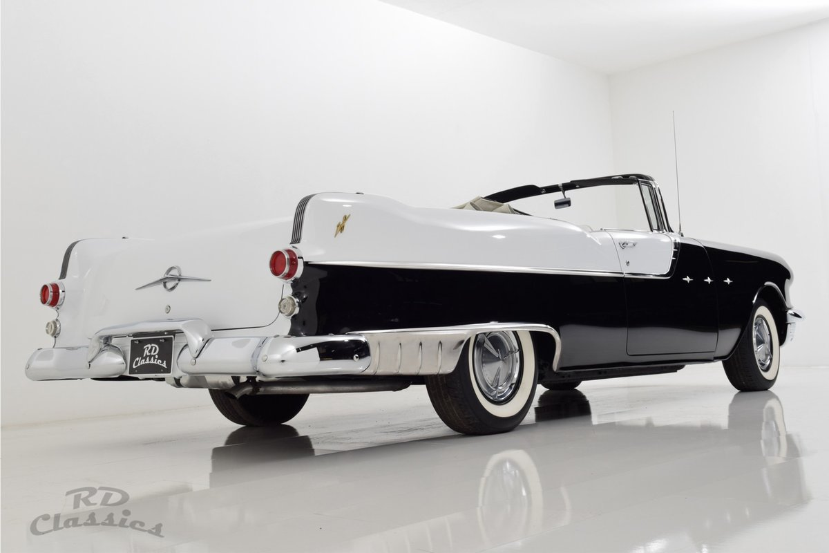 1955 Pontiac Star Chief For Sale (picture 7 of 12)