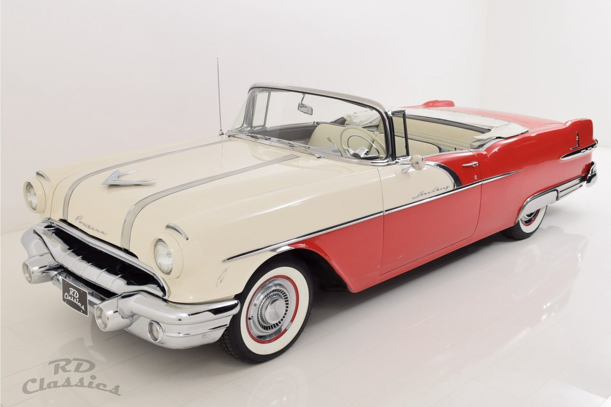 1956 Pontiac Star Chief Convertible For Sale (picture 3 of 12)