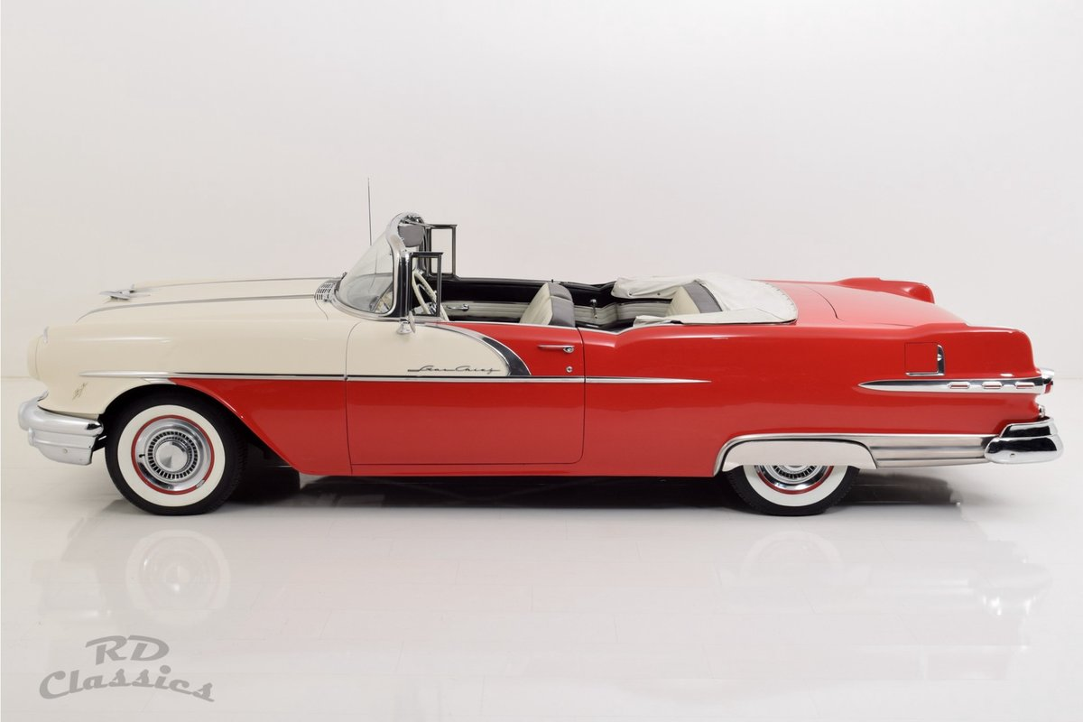 1956 Pontiac Star Chief Convertible For Sale (picture 4 of 12)