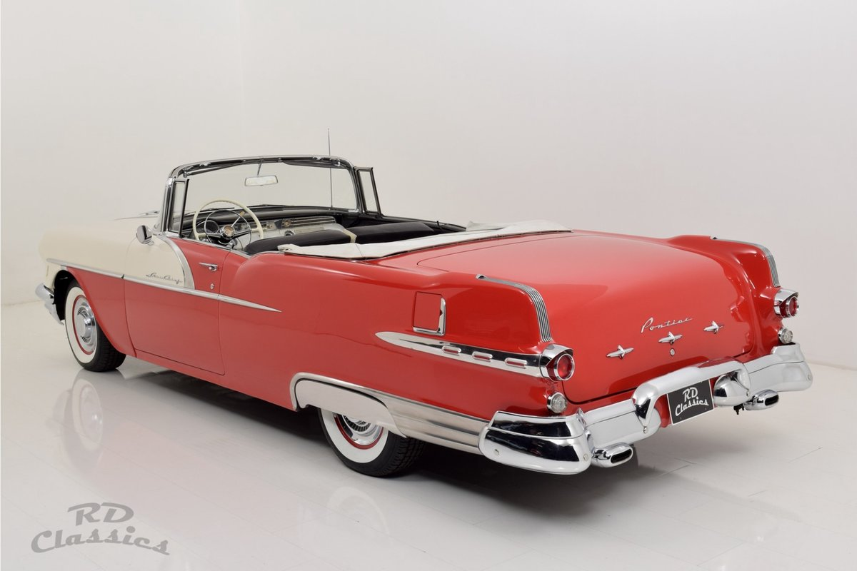 1956 Pontiac Star Chief Convertible For Sale (picture 5 of 12)