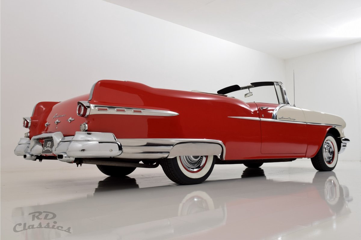 1956 Pontiac Star Chief Convertible For Sale (picture 6 of 12)