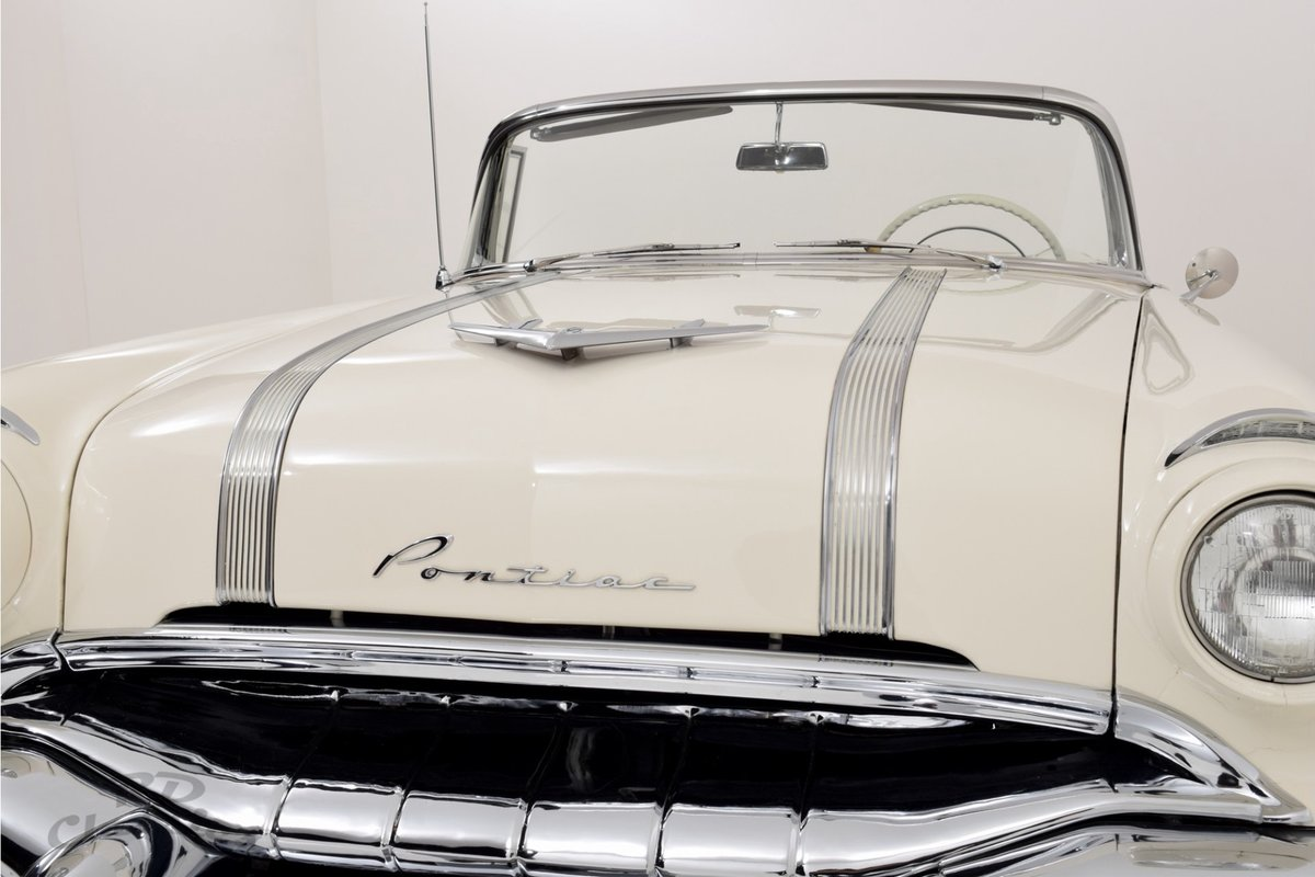 1956 Pontiac Star Chief Convertible For Sale (picture 9 of 12)