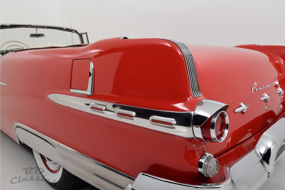 1956 Pontiac Star Chief Convertible For Sale (picture 12 of 12)