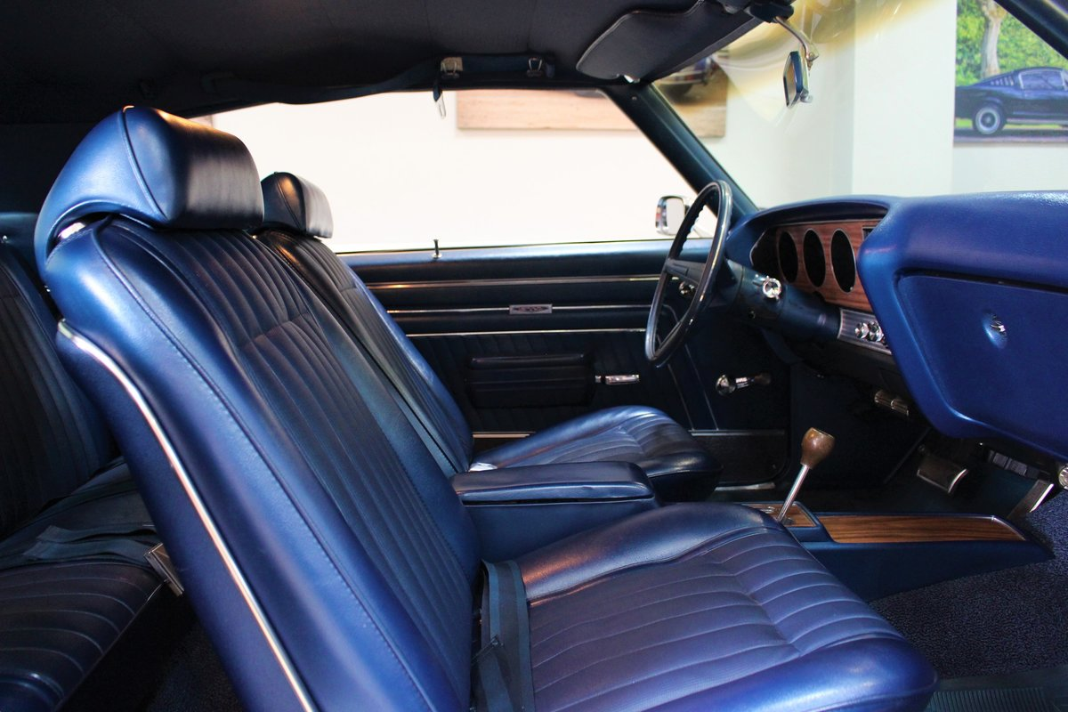 1970 Pontiac GTO 400 V8 Auto-Numbers Matching   Exceptional SOLD (picture 13 of 25)