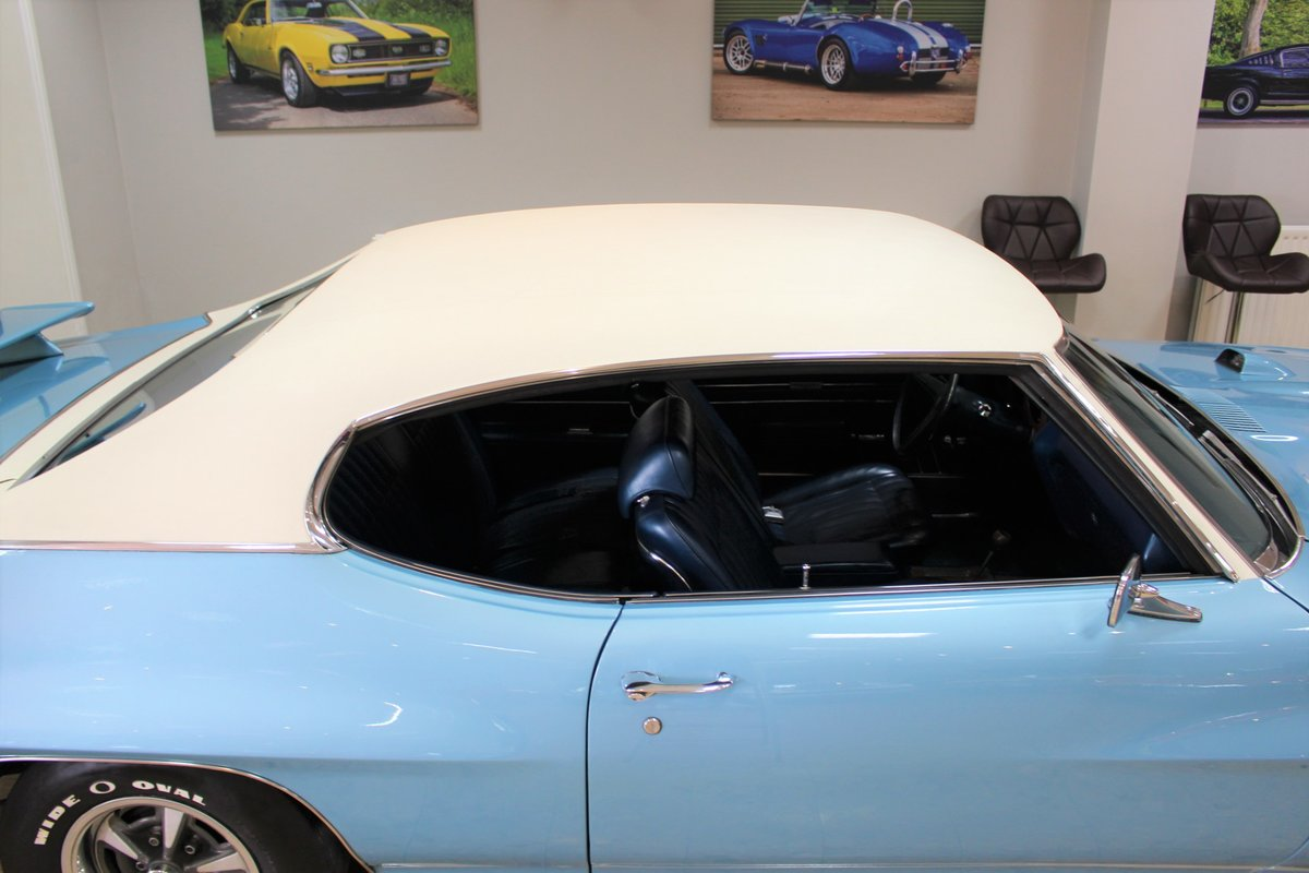 1970 Pontiac GTO 400 V8 Auto-Numbers Matching   Exceptional SOLD (picture 16 of 25)