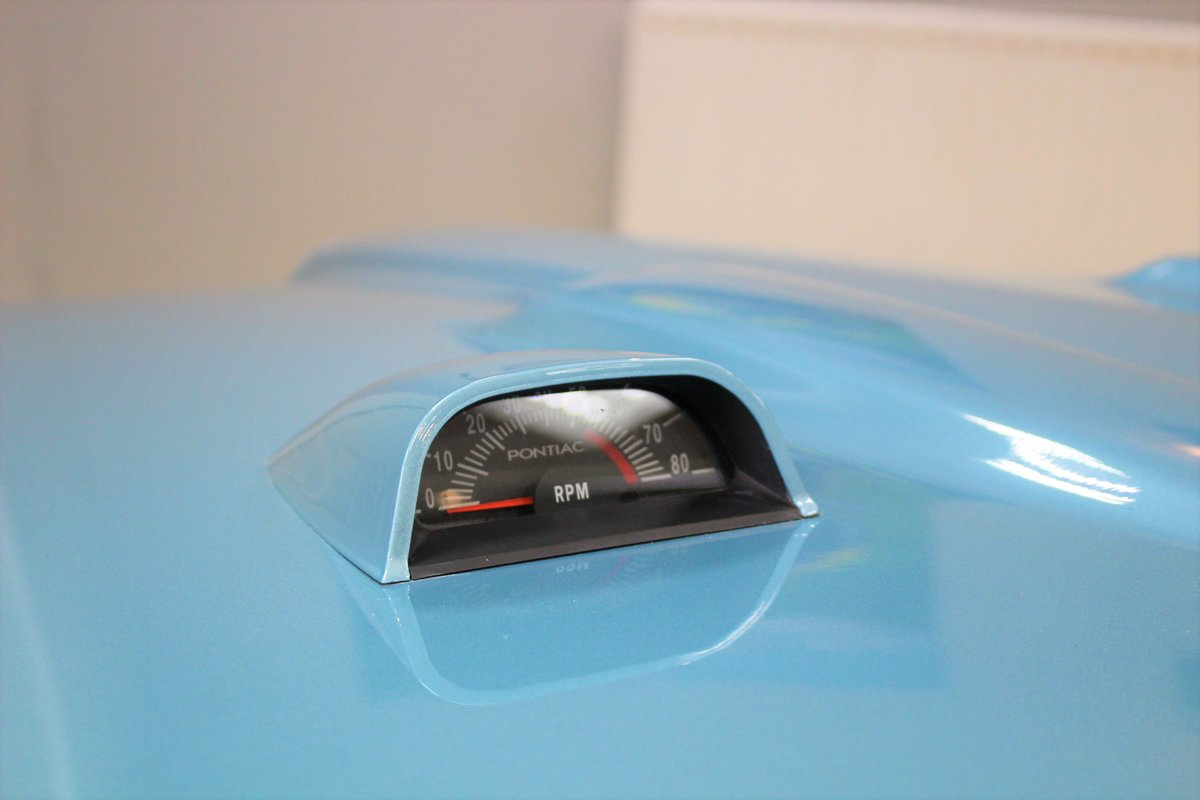 1970 Pontiac GTO 400 V8 Auto-Numbers Matching   Exceptional SOLD (picture 19 of 25)