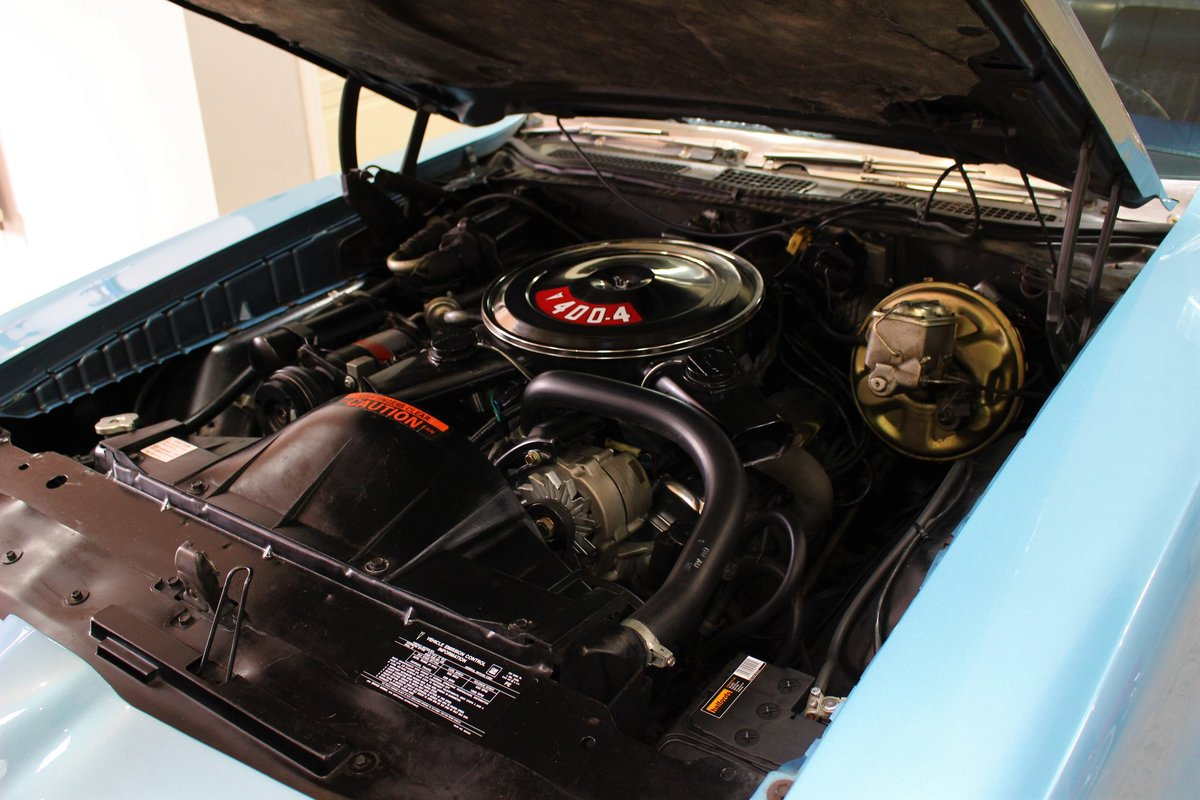 1970 Pontiac GTO 400 V8 Auto-Numbers Matching   Exceptional SOLD (picture 25 of 25)
