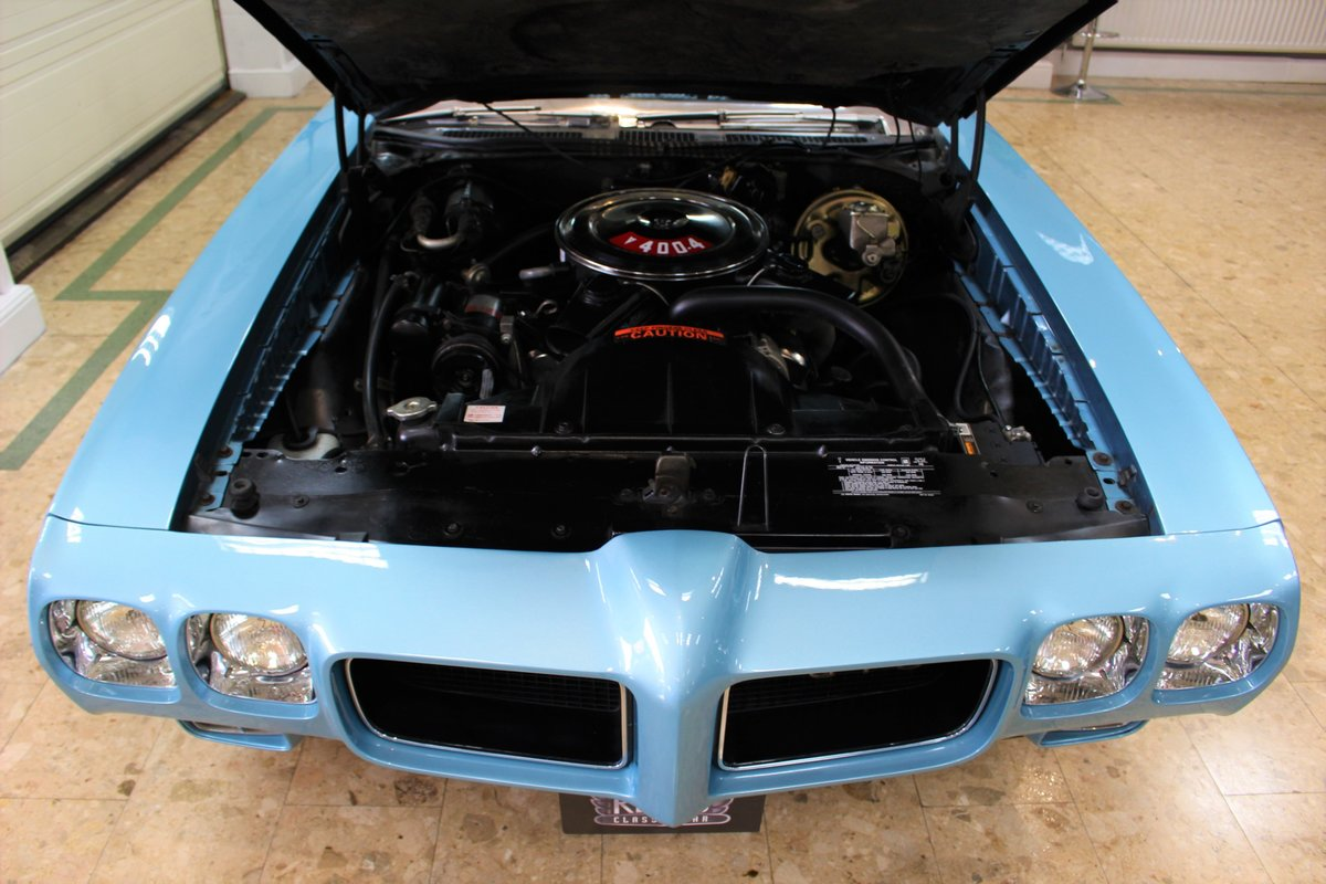 1970 Pontiac GTO 400 V8 Auto-Numbers Matching   Exceptional SOLD (picture 7 of 25)