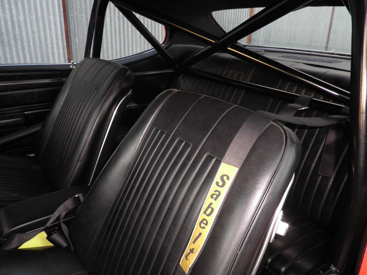 1968 Pontiac GTO Coupe, with 550HP, Manual gearbox For Sale (picture 9 of 12)