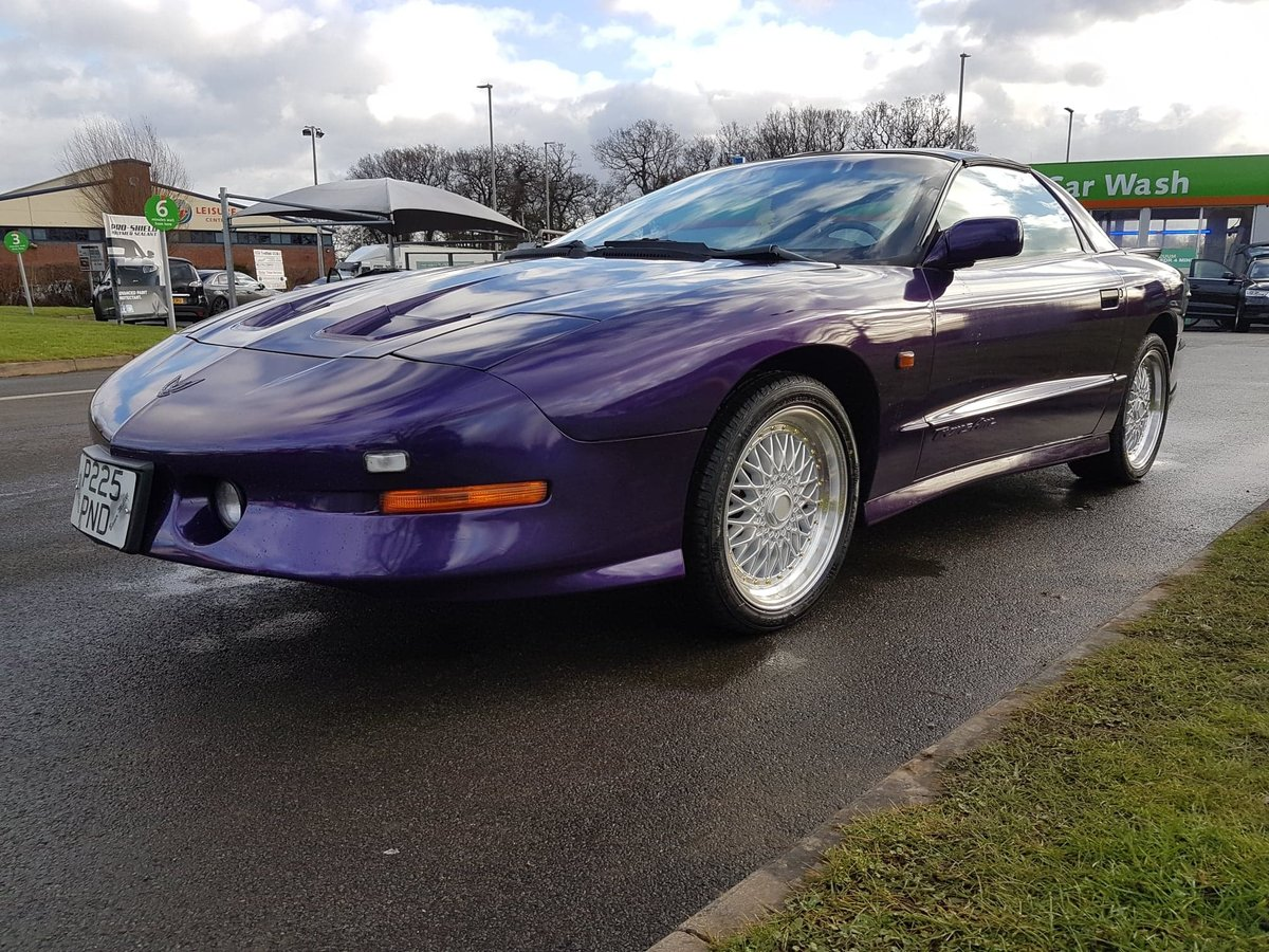 1997 Pontiac  Trans Am 5.7 V8 very clean car For Sale (picture 1 of 8)
