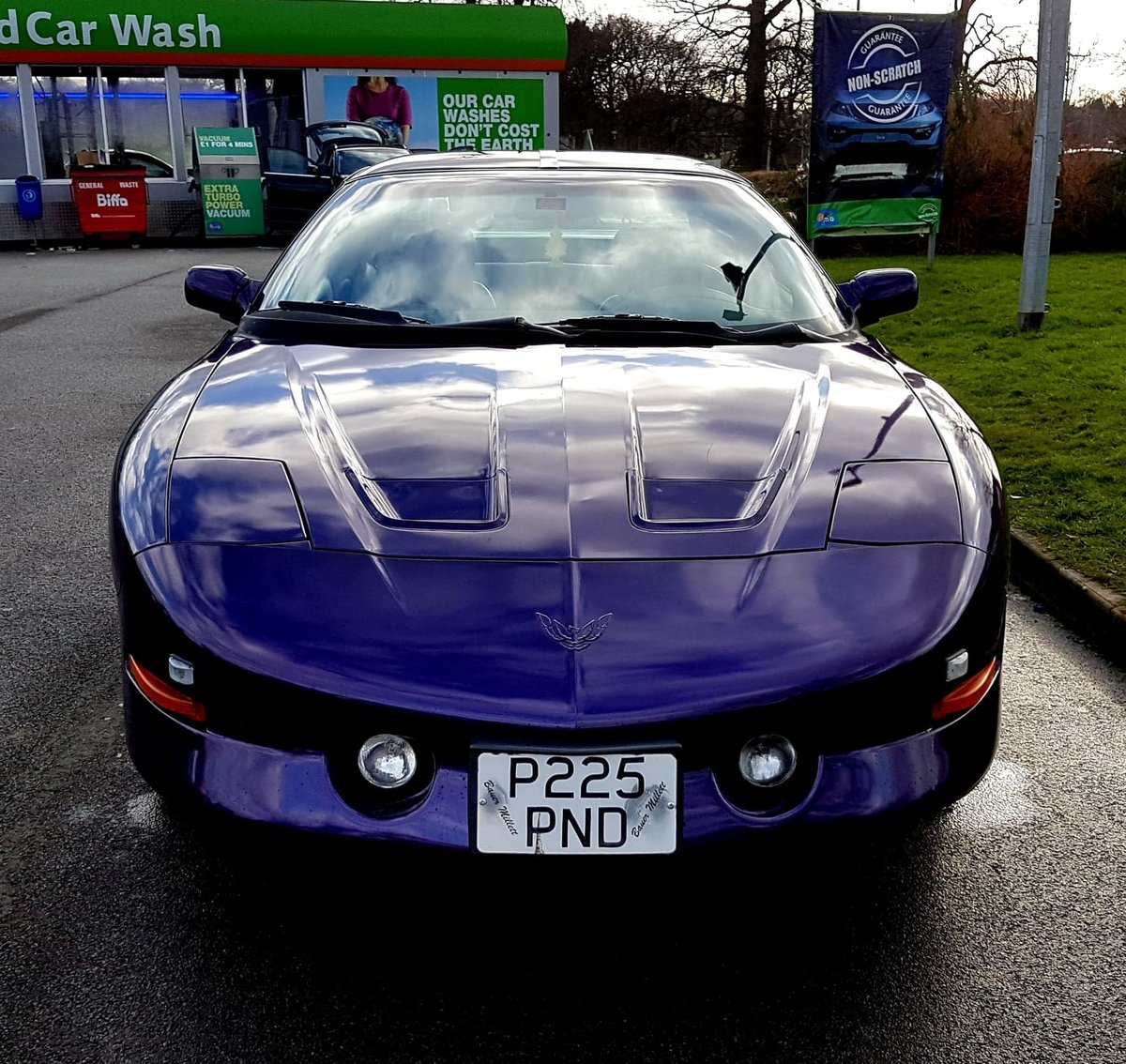 1997 Pontiac  Trans Am 5.7 V8 very clean car For Sale (picture 5 of 8)