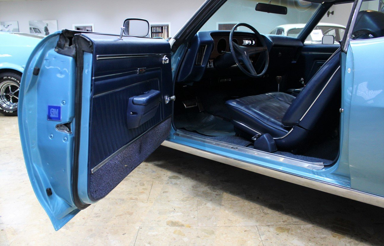 1970 Pontiac GTO 400 V8 Auto-Numbers Matching   Exceptional SOLD (picture 11 of 25)
