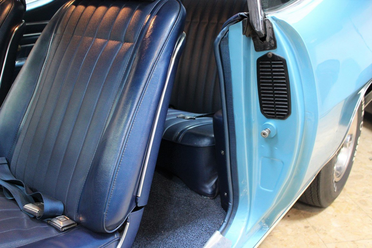 1970 Pontiac GTO 400 V8 Auto-Numbers Matching   Exceptional SOLD (picture 21 of 25)