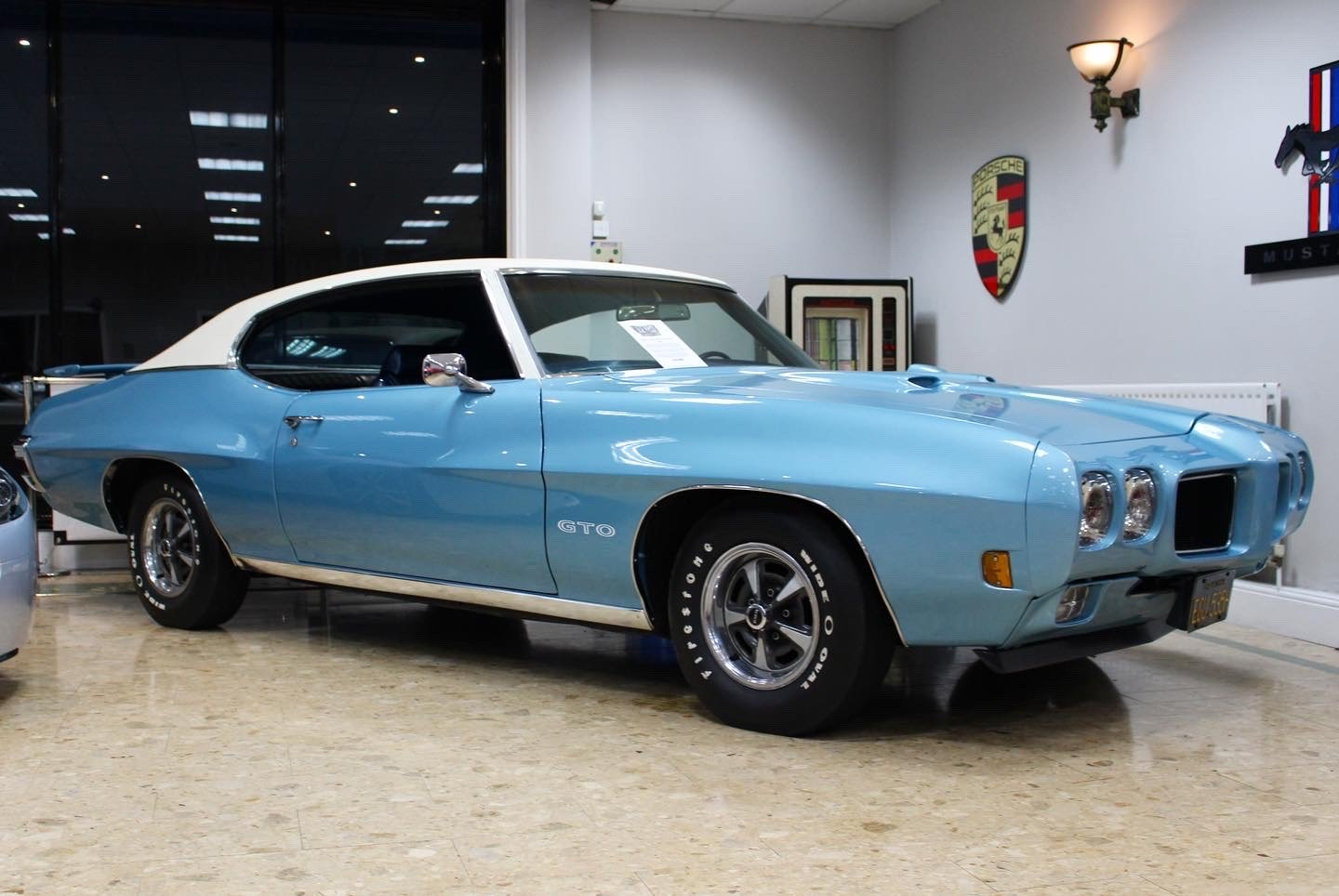 1970 Pontiac GTO 400 V8 Auto-Numbers Matching   Exceptional SOLD (picture 6 of 25)