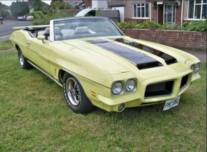 Picture of 1972 Pontiac Leman GTO Convertible For Sale