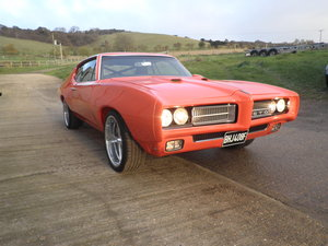 Picture of The Best 1968 Pontiac GTO Coupe For Sale
